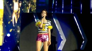 GG in BKK (Fancam) Yoona Forever by Park mi young.mp4