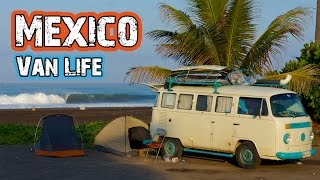 Hasta Alaska - TRAVELING BY VAN IN MEXICO - S03E16