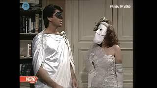 """🎭 Сериал """"Мануэла"""" 87 серия, 1991 год, Гресия Кольминарес, Хорхе Мартинес"""