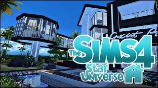 SIMS 4 🏠 Hausrundgang ● Star Universe | Mars [Deutsch|HD]
