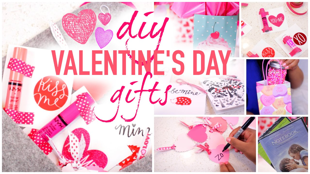 Diy Valentine S Day Gift Ideas Very Cheap Fast Cute Youtube