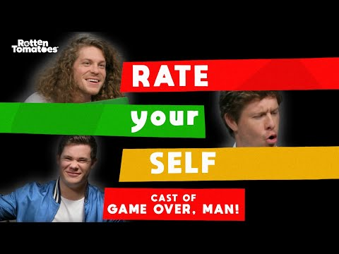 Rate Yourself with the Cast of 'Game Over, Man!'  Rotten Tomatoes