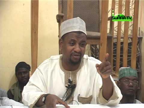 Dr Abdallah Umar Usman Gadon Kaya (Ahkamul Jana'iz 04 03 1435)