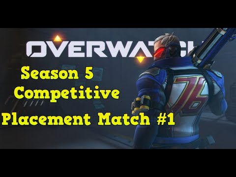 overwatch match making ratings
