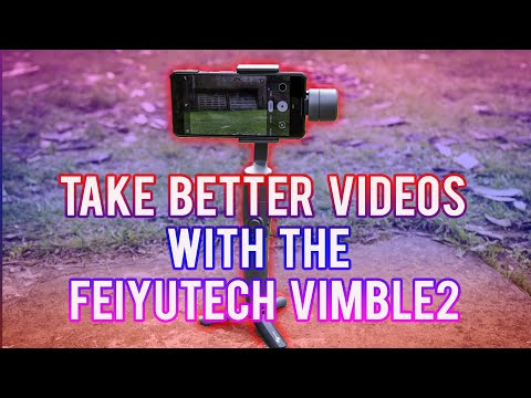 Take Better Smartphone Videos, with the FeiyuTech Vimble2 (Under $100 Gimbal)