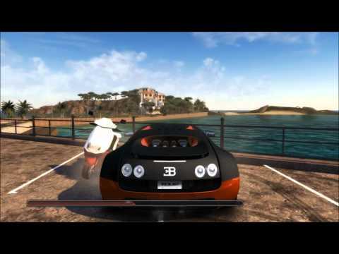 Alfa romeo 8c exhaust sound 11