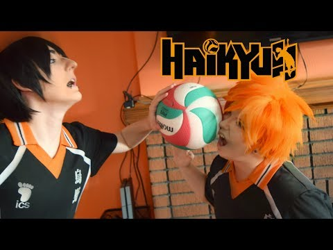 Fifty Shades of Orange and Black   [Haikyu!!]