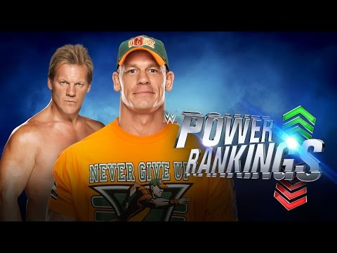 Styles holds Cena down in WWE Power Rankings return: June 4, 2016