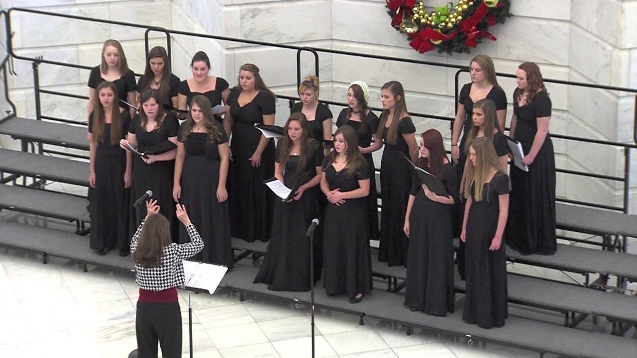 marmaduke high school choir youtube