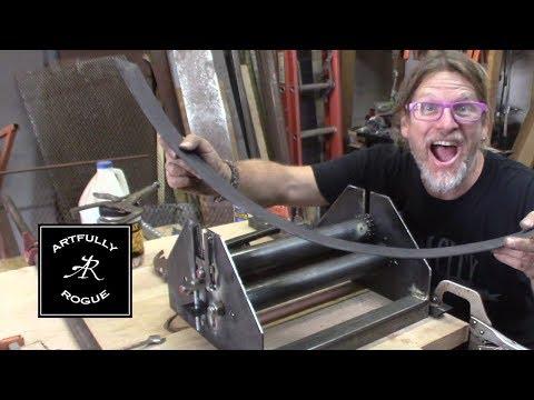 DIY Metal Roller