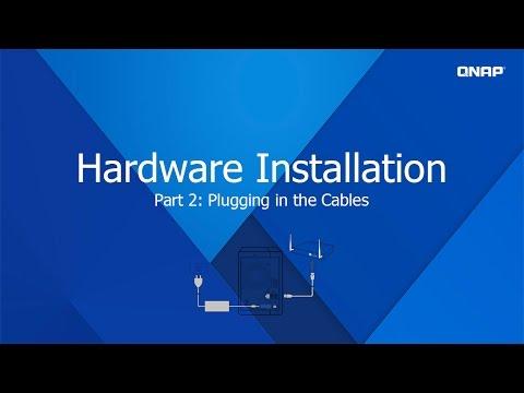 QNP120 - Setup User Permission on QNAP NAS - YouTube