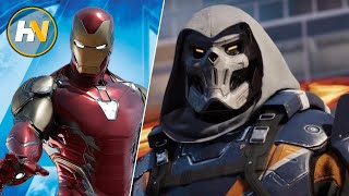How Taskmaster May Use Iron Man Tech Against Black Widow