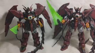 Gundam Review: MG Gundam Epyon EW pt02