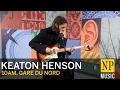 Keaton Henson '10 AM, Gare Du Nord' in the NP Music studio