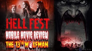 Mobile Movie Review HELLFEST