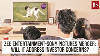 Zee Entertainment-Sony Pictures merger: Will it address investor concerns?