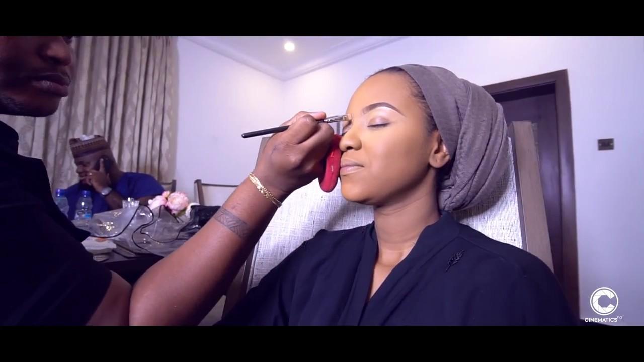 Download Hauwa Indimi and Muhammed Yar'adua Wedding Highlight