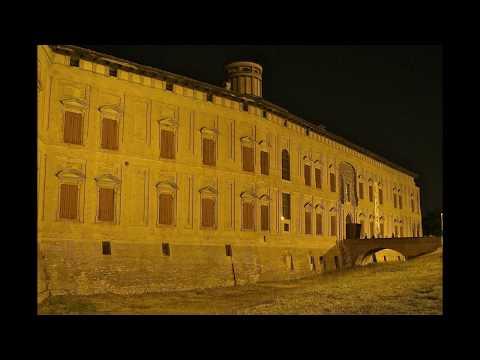 SCANDIANO (Reggio Emilia) ROCCA DEI BOIARDO di giorno e di notte / by day & by night