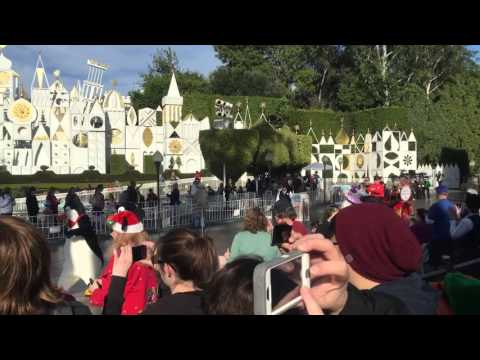 Dick Van Dyke 90th Birthday Cavalcade at Disneyland