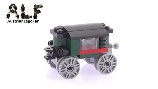 Lego Creator 31015 Carriage - Lego Speed Build Review
