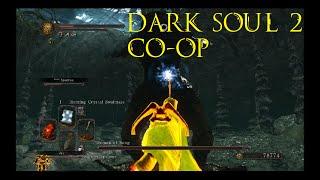 Dark Souls 2 Co-op - Ep.13 - Ghost!