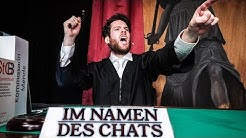 Im Namen des Chats: Die Rollenspiel-Court- Show mit Florentin Will