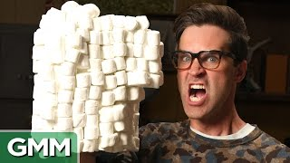 900 Marshmallow Fist Fight