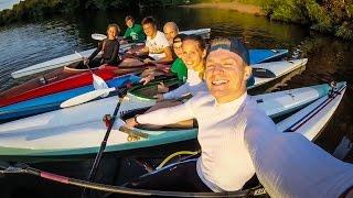 Back In A Racing Kayak!