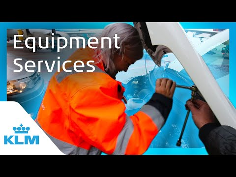 KLM Intern On A Mission - KLM Equipment Services