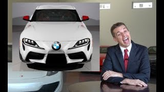 The 2020 Toyota/BMW Supra Is WORSE than the Game of Thrones Finale??? CAR NERD CIVIL WAR