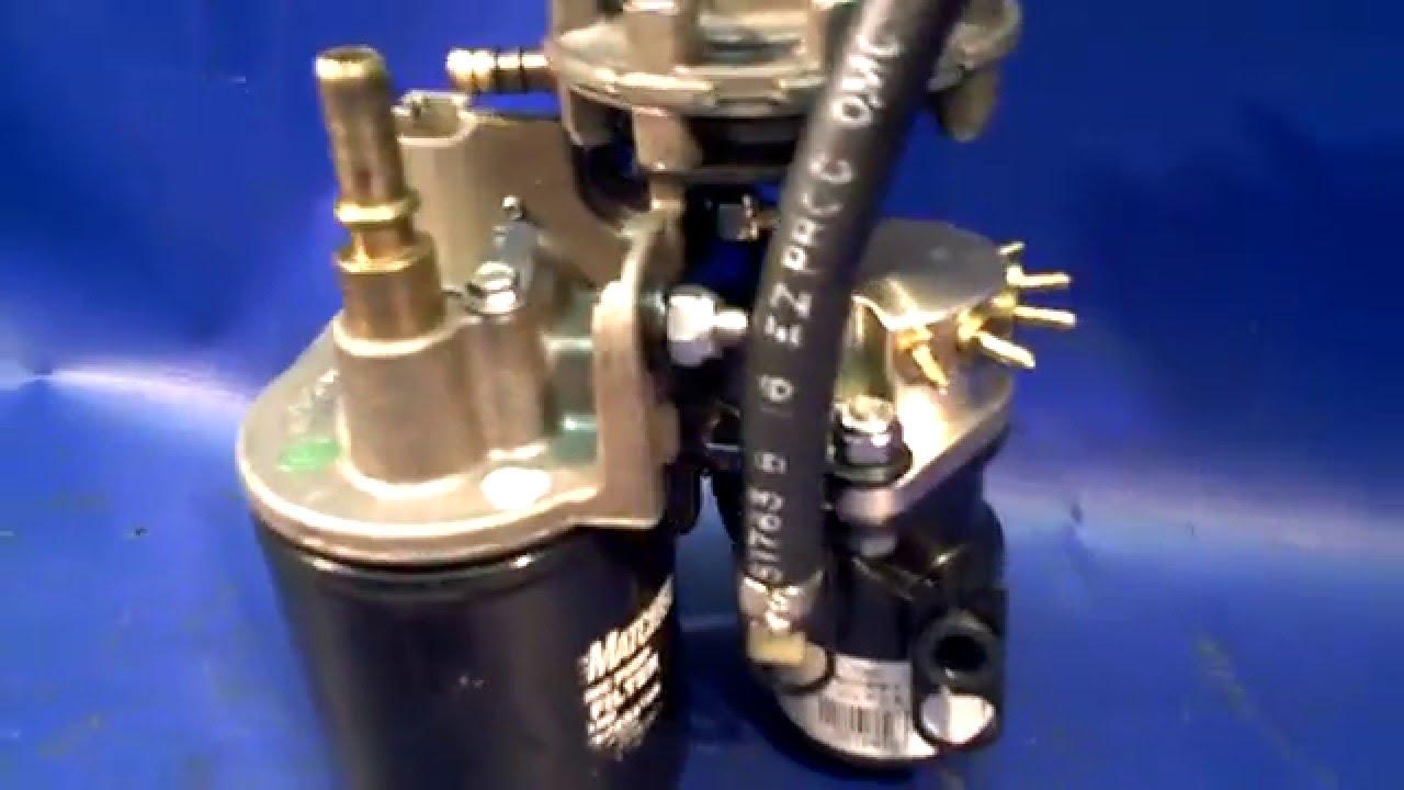 FOR SALE Lift Pump 5001479, Oil Injector Manifold Fuel Filter 150 Ficht  2001 V-6 $169 95 A-2