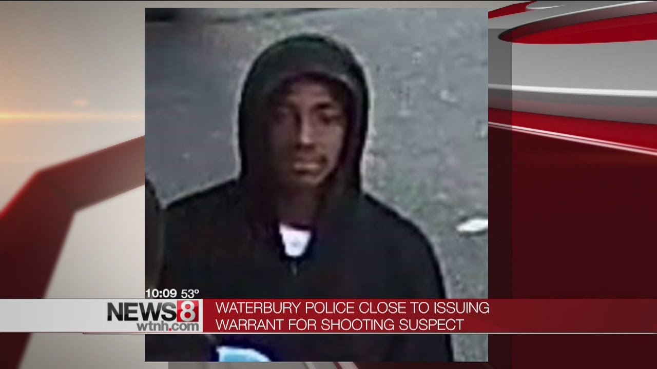 Juvenile arrested in Waterbury shooting caught on camera
