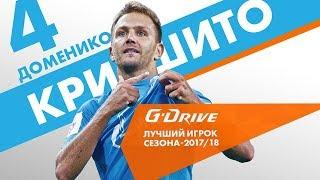 Доменико Кришито — «G-Drive. Лучший игрок» сезона-2017/18