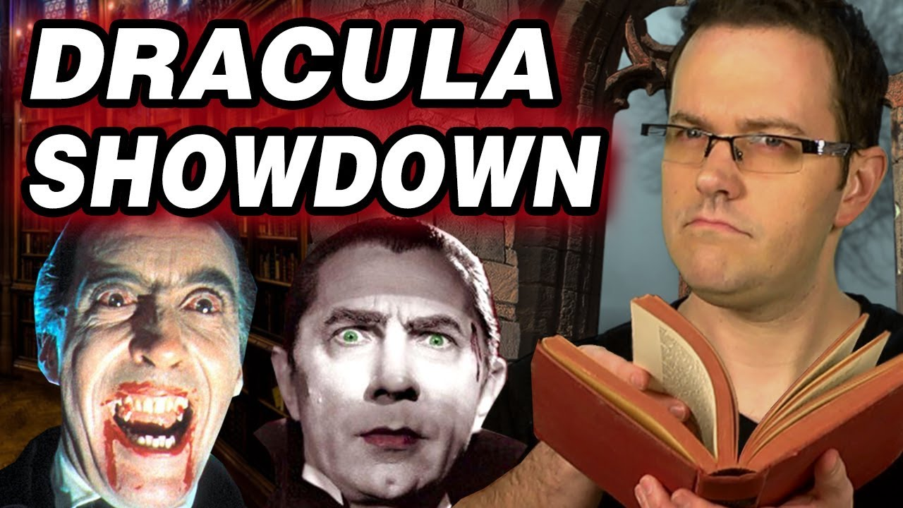 CINEMASSACRE: Which Dracula Film is Most Faithful to the Book?