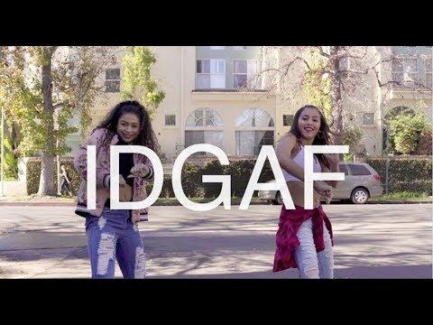 "Dua Lipa - ""IDGAF"" | Phil Wright Choreography | ig: @phil_wright_"