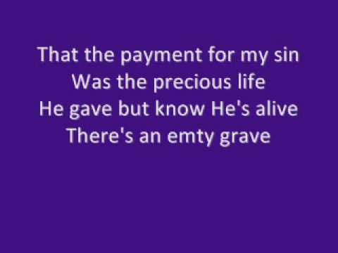 My redeemer lives - Lyrics