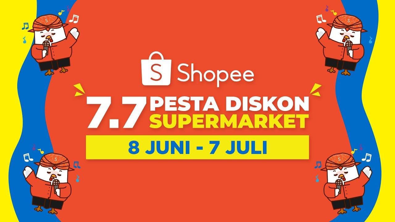 7 7 Pesta Diskon Supermarket Promo Spesial Untuk Kebutuhan Harianmu Youtube