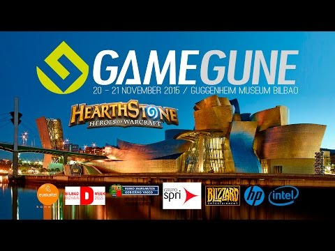 GAMEGUNE   Official resume (2015)