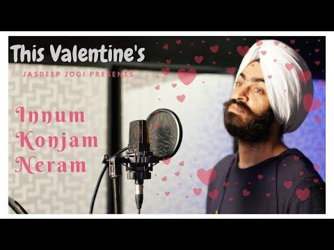 Innum Konjam Naeram | Maryan | A. R. Rahman | DhanushSuper Hit Song | ( Jasdeep Jogi's Cover )