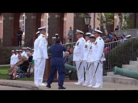 USCG 1 MAH07321REVIEW  May 8, 2013 - Graduation Exercises - Class 2-13 SETHNIANTIC