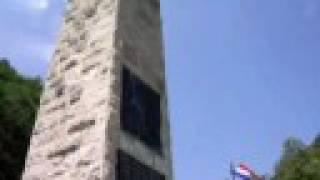 Spomenik Himni Republike Hrvatske