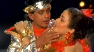 Chand Se Aaya Hoon Full Song | Hisaab Khoon Ka | Mithun Chakraborty, Mandakini