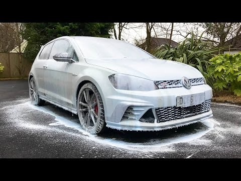 Grubby Golf GTI Clubsport S Spring Clean ♫