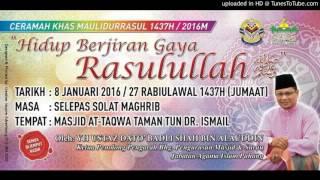 Gambar cover Ust Dato Badli Shah Alauddin 160108