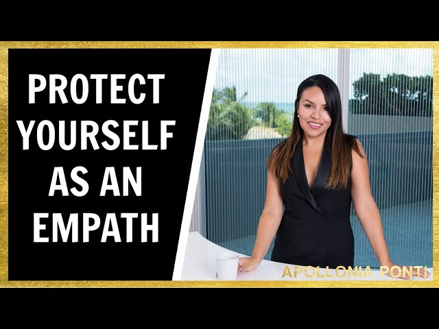 How To Protect Yourself As An Empath | WATCH THIS!