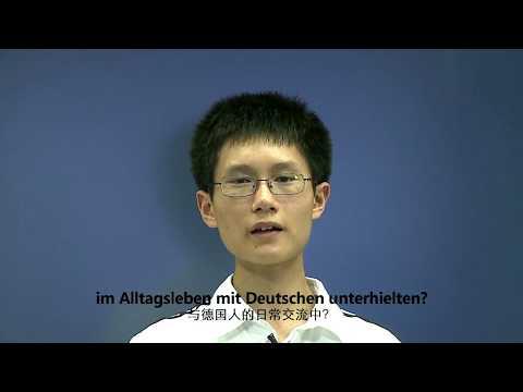 Videowettbewerb: MEIN DEUTSCH(-LAND)-ALUMNI - Gewinnerteam Fremdsprachenschule Shanghai