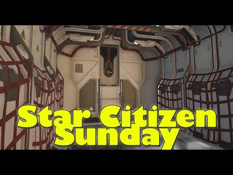 Star Citizen Sunday - Endeavour Images, Avenger Varients Info, LZ Pipelines + More