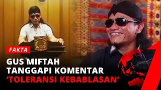 Download Tindakannya Dinilai Salah, Gus Miftah: Tidak Ada Toleransi yang Kebablasan | Fakta tvOne