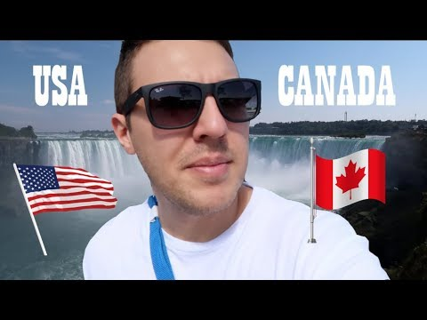 NIAGARA FALLS What Side Is Better? USA Vs Canada
