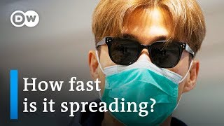 China coronavirus death toll jumps despite lockdowns | DW News